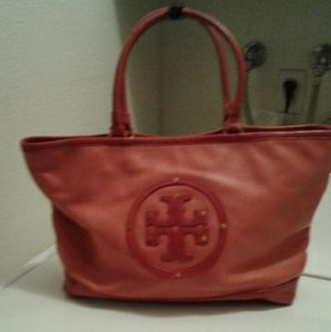 Tory Burch Two Tone Tote